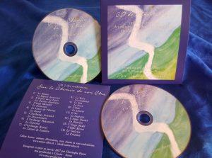 cd de méditations guidées