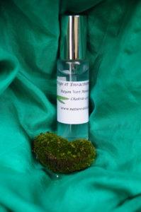 Rayon vert mousse